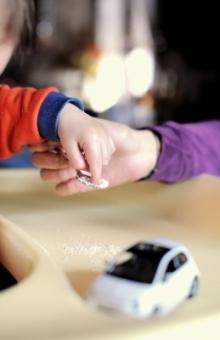 楽しく身に付く、0~3歳限定の英語育児。グローバルキッズの養成塾。